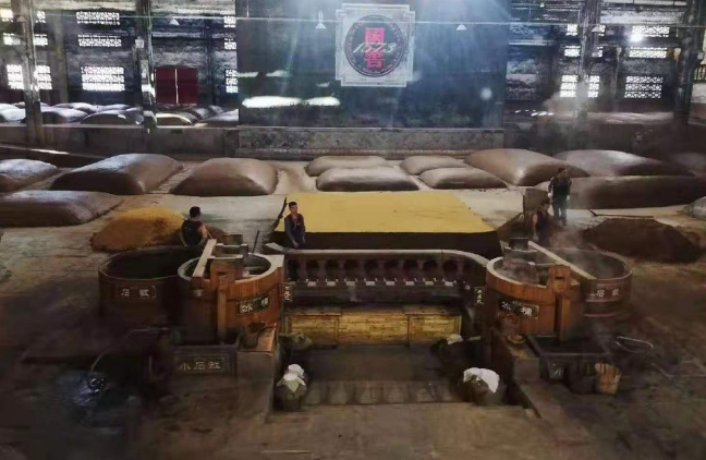 数字中国背后的力量丨泸州老窖的