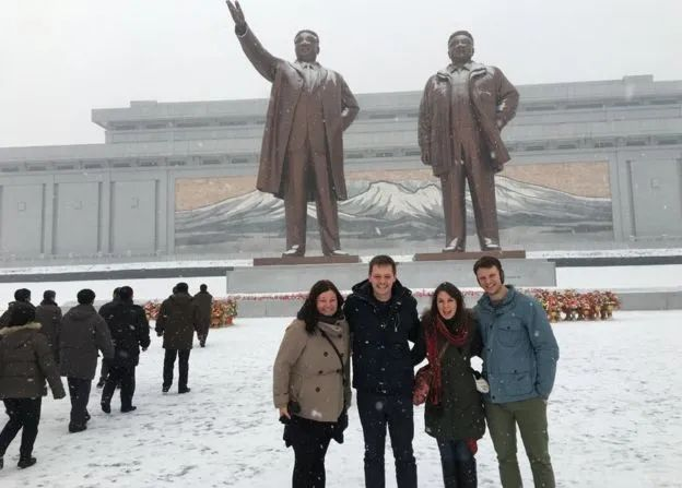 一對喪子父母對朝鮮的複仇 大象公會