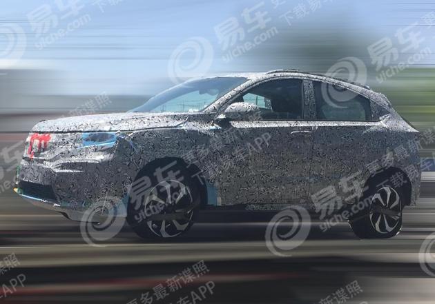 定位中大型SUV,贯穿式屏幕,星途VX最新谍照曝光