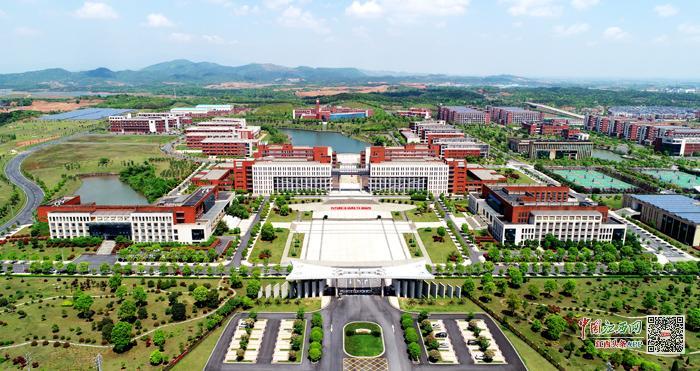 新余学院 校园风景