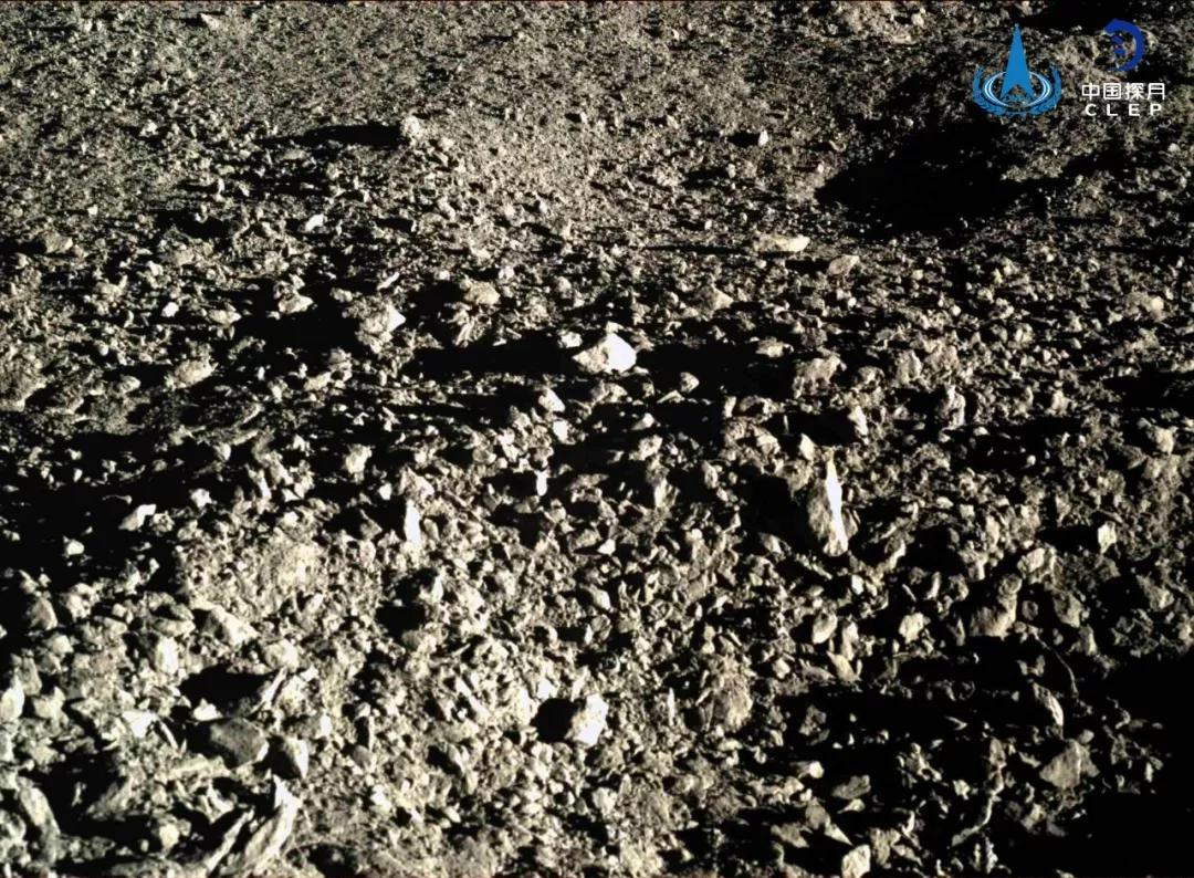 """月球上有嫦娥和玉兔吗 [月球""""劳模""""!嫦娥四号""""玉兔二号""""工作期远超设计"""