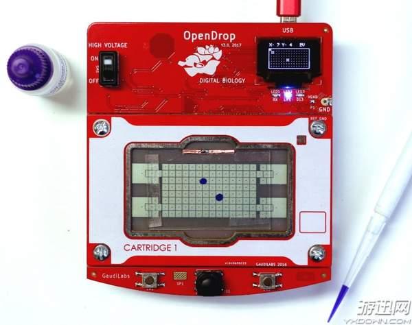 电板玩具《OpenDrop V3》曝光 玩法无限,乐趣十足