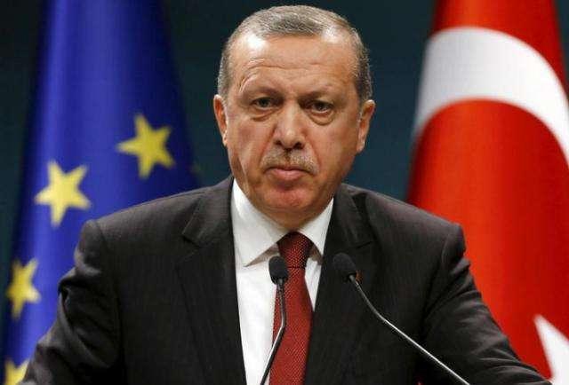 印媒:不满土耳其总统涉克什米尔