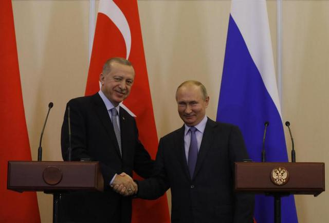 美国令盟友心寒,土耳其:真起冲突无法指望北约,只能选择俄罗斯