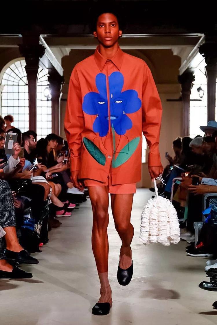 耐克前高管任 reebok 全球创意总监,以及,来看伦敦男装周上的中国设计图片