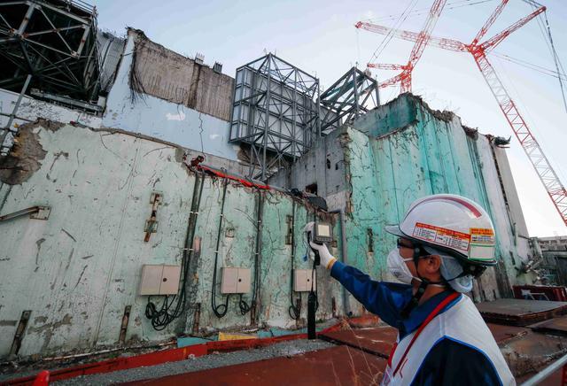 韩媒曝福岛核设施现41处裂缝:日本仍坚持没问题