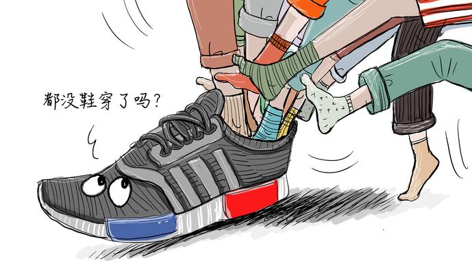 """炒鞋乱象下,我们需要""""鞋监会""""吗?"""