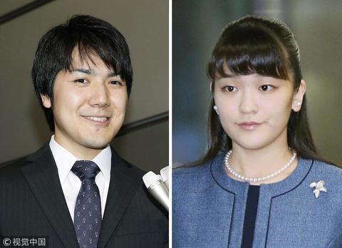 日本少夫如�_日本真子公主与未婚夫婚期成谜 男方正式赴美留