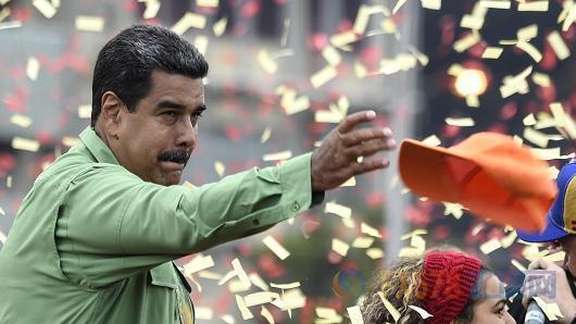 美国或对委内瑞拉实施严厉制裁 油价料再上一层楼