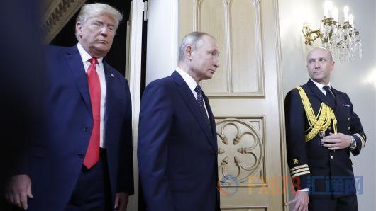 普京:美俄可联手抑制油价波动
