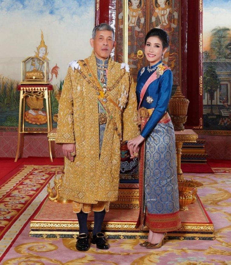 """试图僭越王后,泰国""""贵妃""""被褫夺所有封号"""