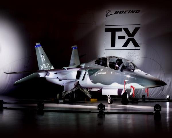 波音超低报价拿下T-X合同 韩国不服气