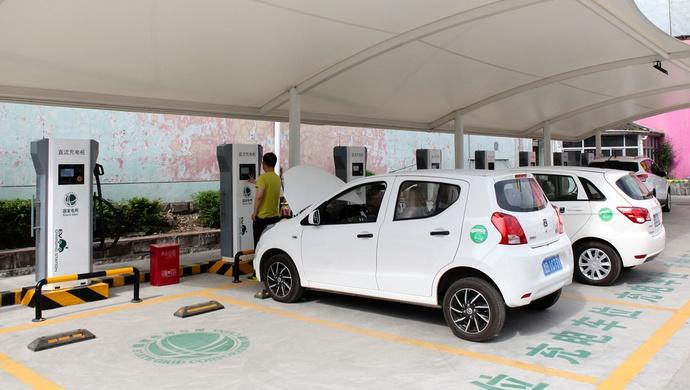 全球电动车十年内增长30倍才能满足巴黎气候协议要求