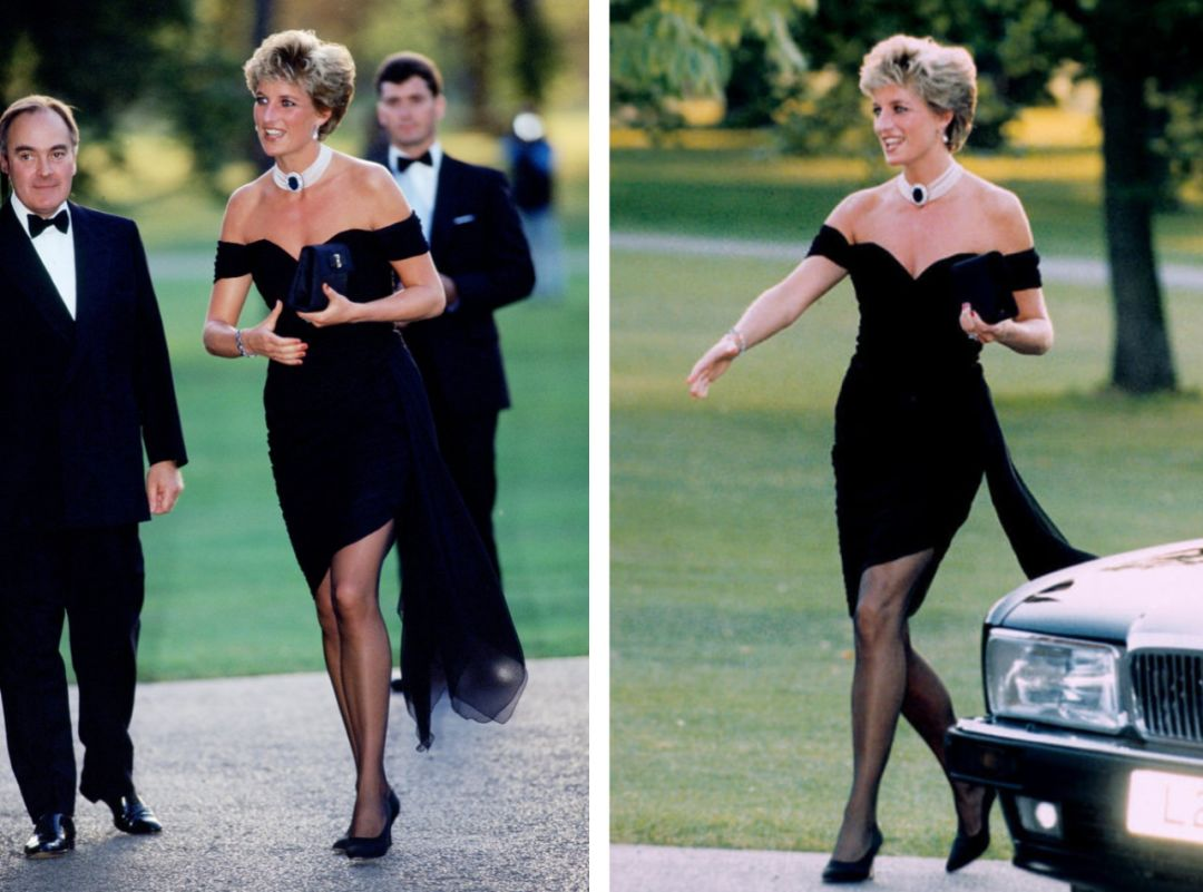 围观带货女王戴安娜的穿衣法则