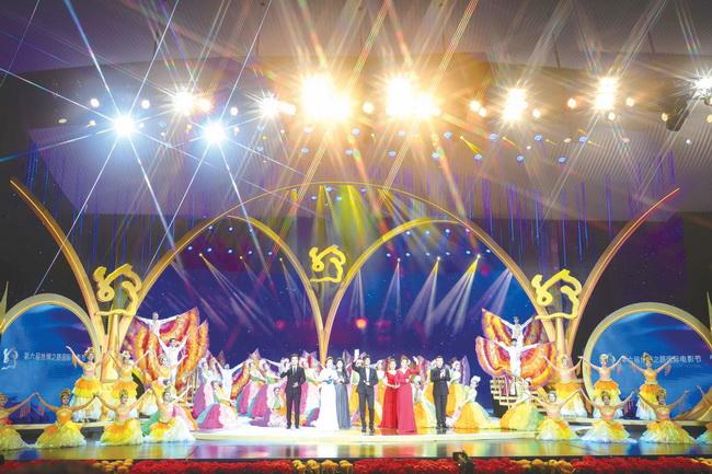 第六届丝绸之路国际电影节10月15