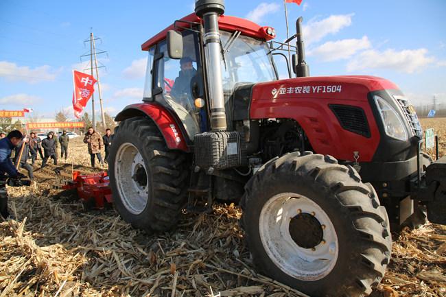 敦化市农业废弃物资源再利用 解决秸秆焚烧问题