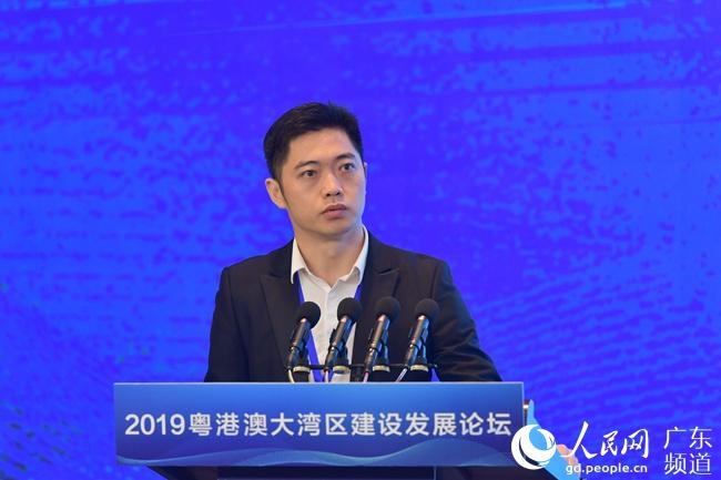 华南理工大学经济政策研究中心主任谭锐:大湾区战略是香港经济转型的重要契机