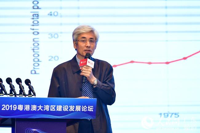 中国工程院院士郭仁忠:建设智慧城市是大湾区融合的好途径