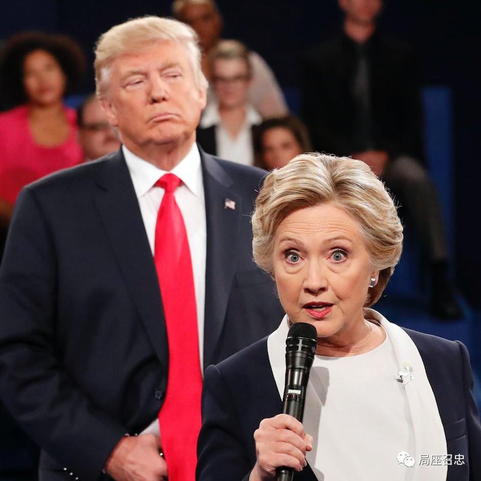 希拉里特朗普或在2020再次狭路相逢,谁能获胜?