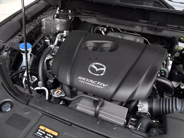 两米九轴距,7座布局,马自达CX-8售25.88万元起