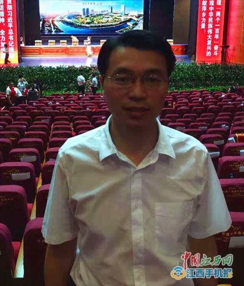 萍乡市政协委员张惠:萍乡大变样变出了高质量 变出了精气神