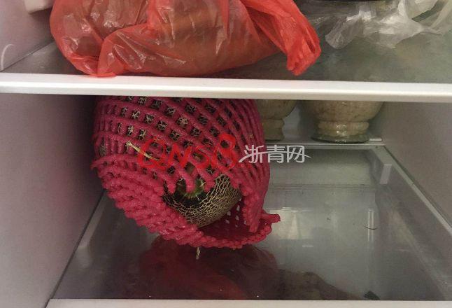 李奶奶偷回的哈密瓜