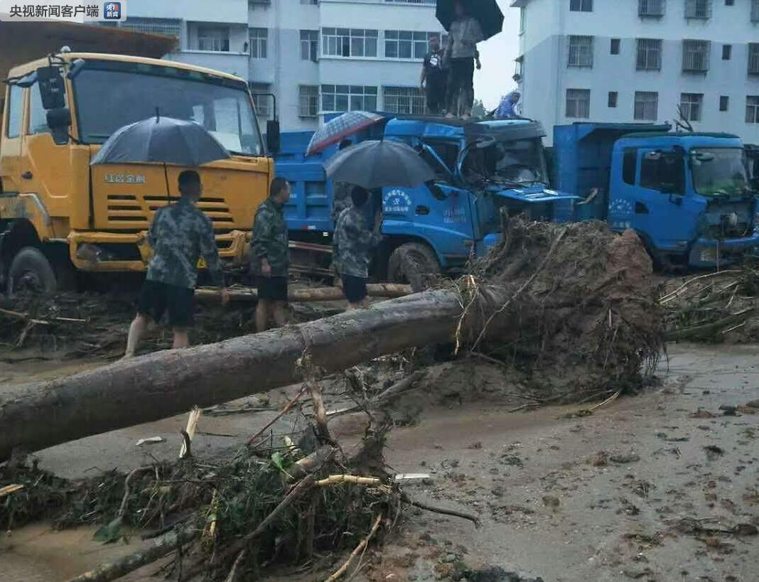 持续关注丨云南麻栗坡县发生洪涝灾害  5人死亡16人失联