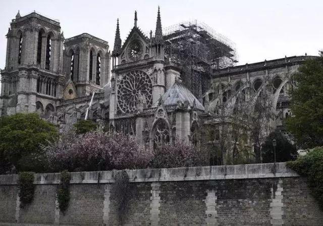 巴黎圣母院火灾之后,国家文物局也发话了!