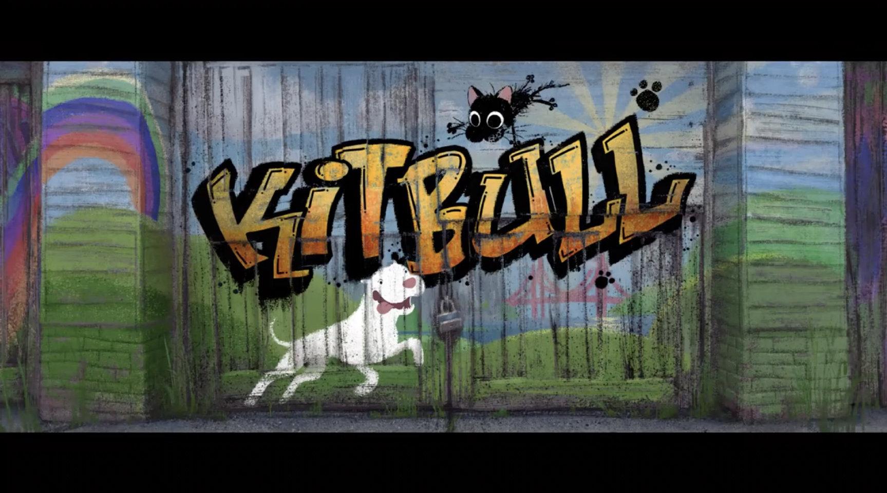 暖哭!皮克斯最新动画短片《Kitbull》