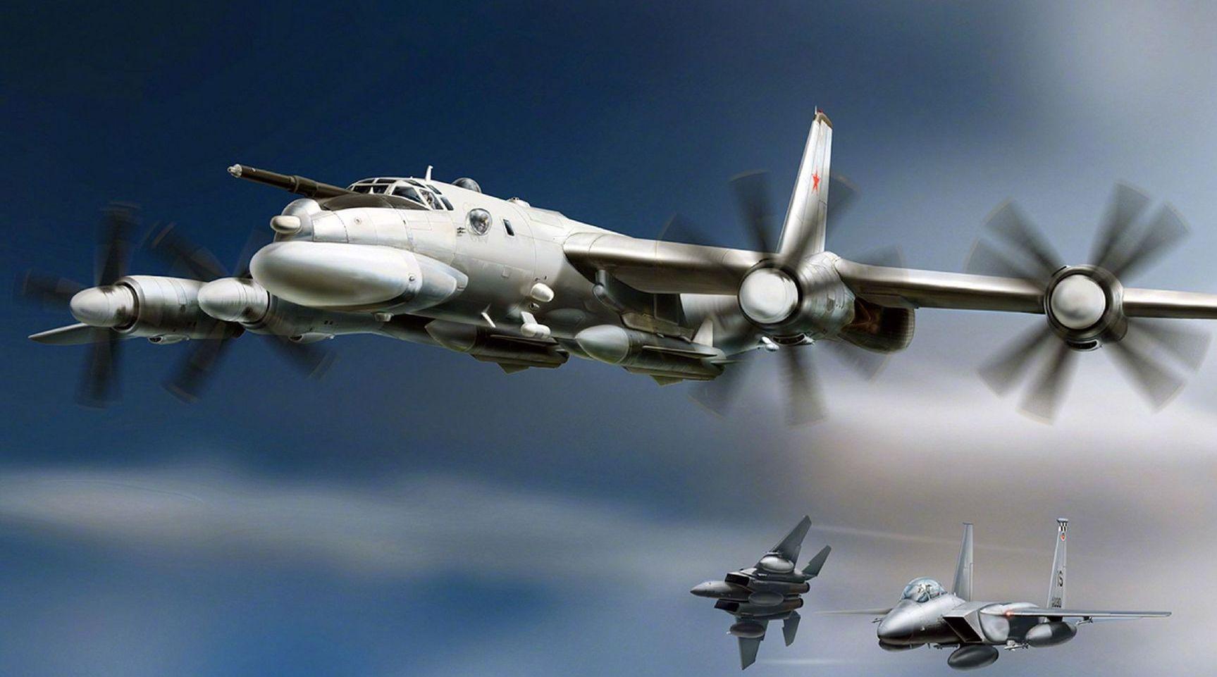 看人不能只看颜值,飞机也一样,俄罗斯老爷轰炸机堪称打脸神器