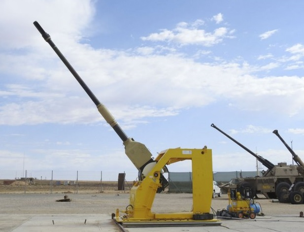 德将研发新型155毫米火炮:采用60倍径射程超80公里