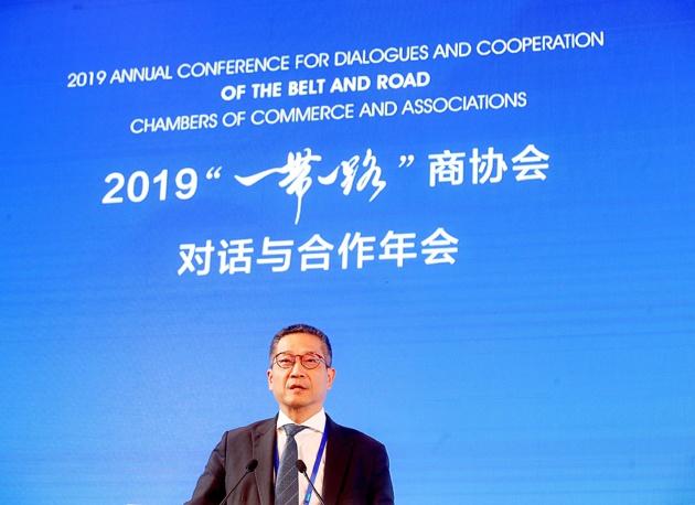 德意志交易所大中华区首席代表姒元忠:希望成都企业把中欧交易所作为投融资管道
