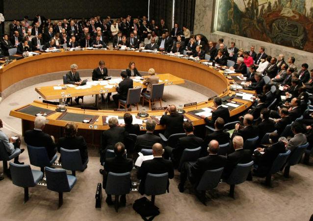 应俄罗斯要求,联合国安理会召开紧急会议
