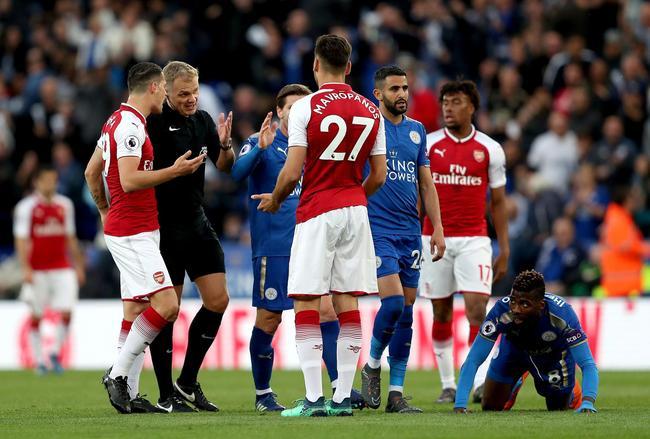酋长杯:奥巴梅扬进球 阿森纳1:2遭里昂逆转
