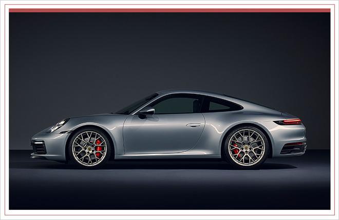 保时捷向电气化转型 全新911将2022年推混动车型