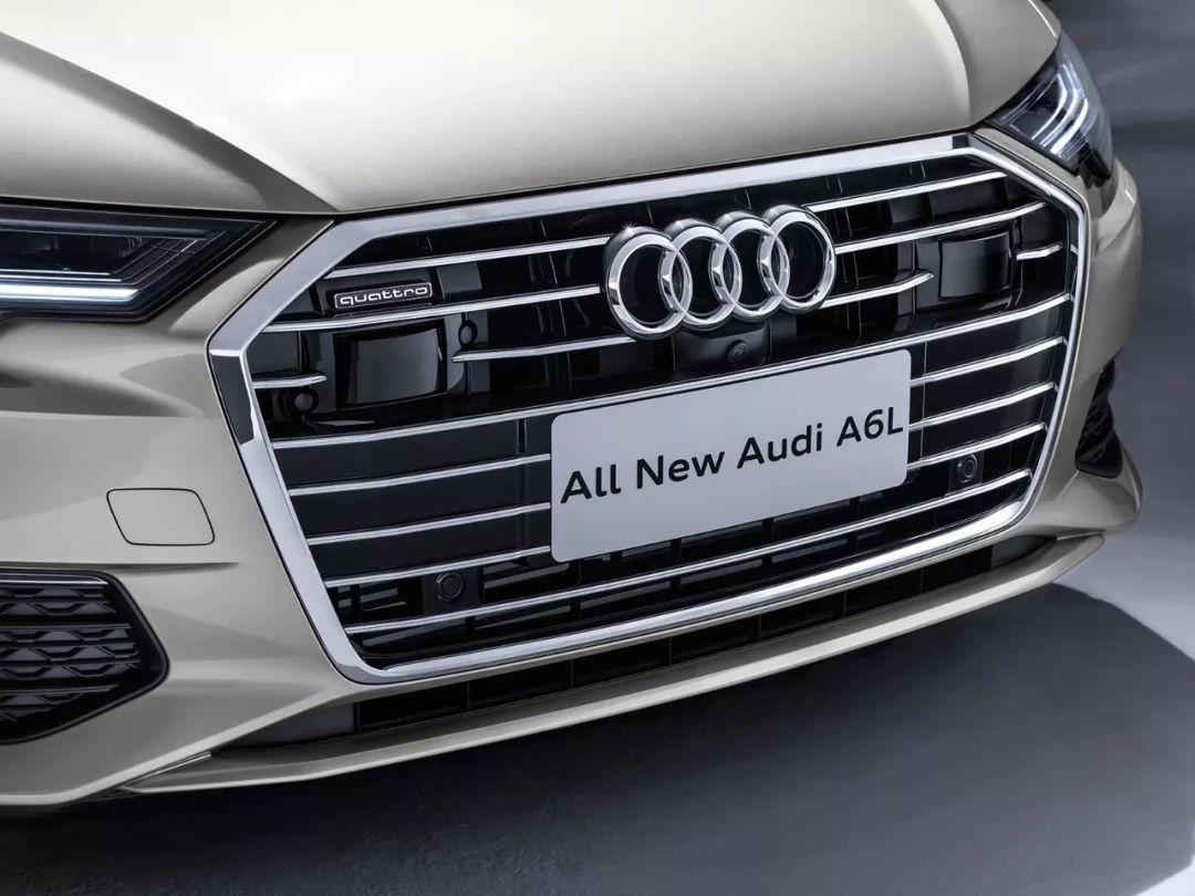 锦程说车 | 全系标配轻混+智能底盘,技术分析昨晚上市的奥迪A6L