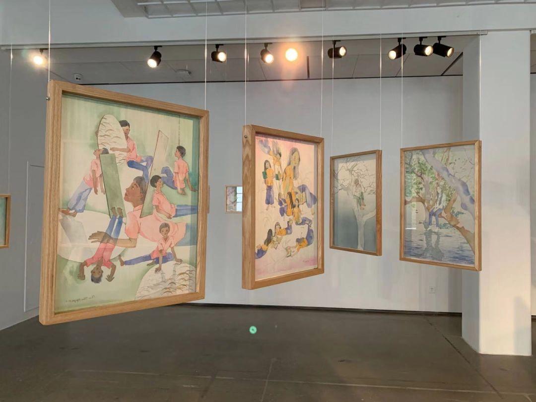 四位亚洲新锐艺术家,承包外滩这个近百年的美术馆!你能看懂吗?