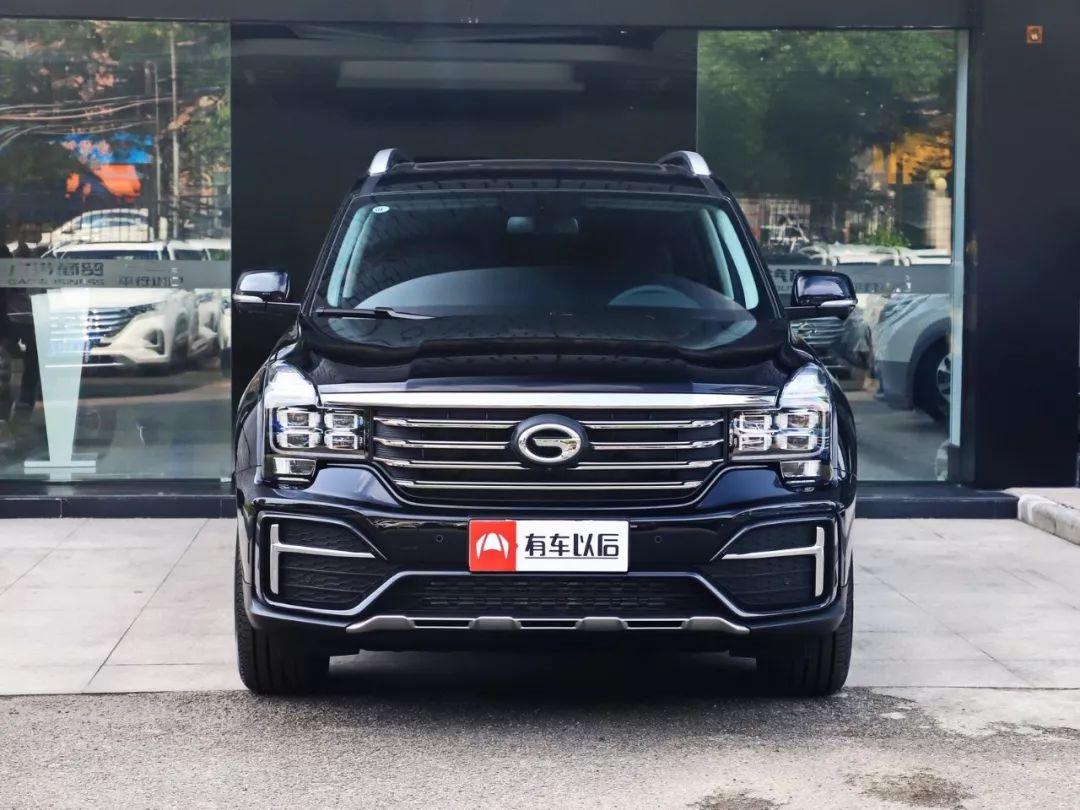 中国品牌旗舰SUV中,这2台最霸气,比合资车有面子!