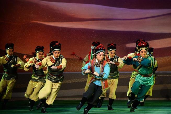 第五届丝绸之路国际艺术节在西安拉开序幕