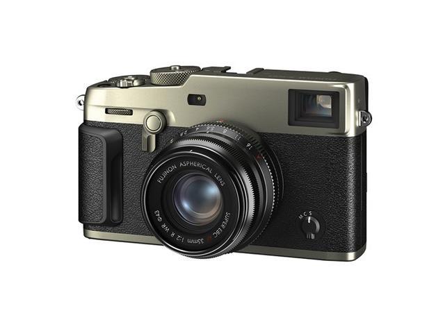 富士胶片发布全新无反数码相机FUJIFILM X-Pro3