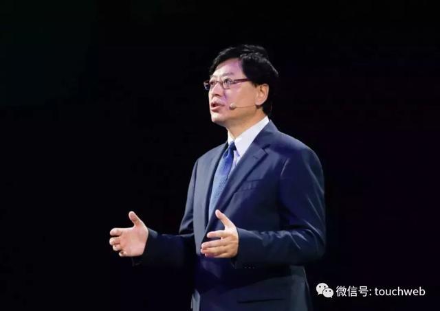 联想集团CEO杨元庆:我们对智能化业务寄予很大期望