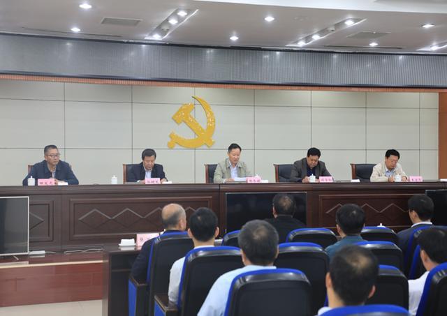 滨州市高新区最新人事任免:刘学俭同志任高新区党工委书记、管委会主任