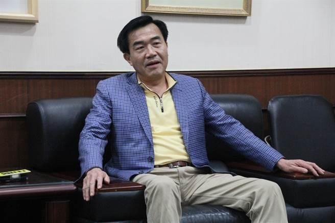 李全教曾任台南市议长(图片来源:中时电子报)
