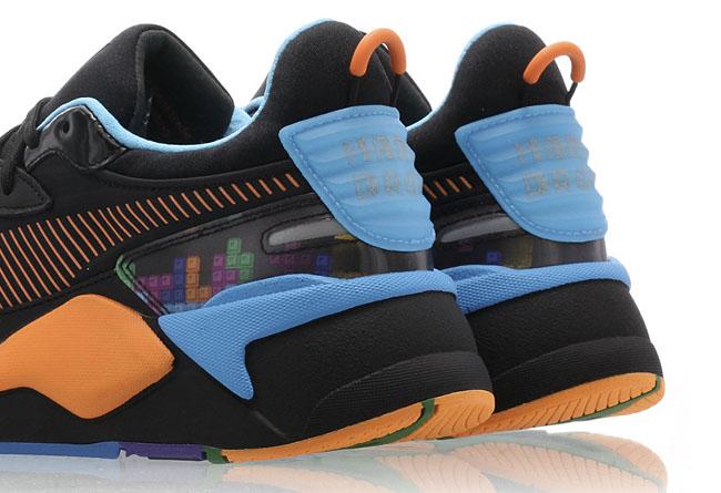 又一款「电子游戏」联名球鞋!99% 的人都听说过!
