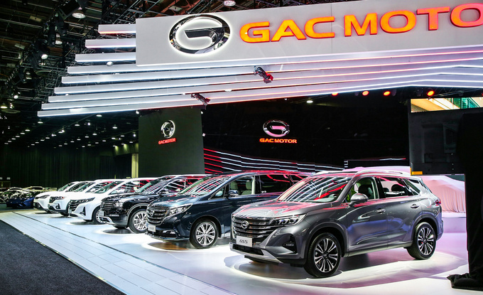 """不""""安分""""的中国品牌!连续5次参加北美车展,为什么美国人都说好?"""
