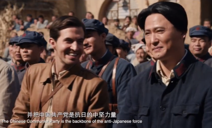 《黄河绝恋》20年后,《红星照耀中国》来了!