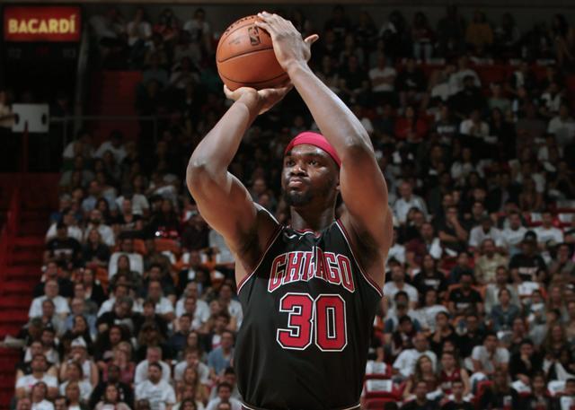 波神替身:我有很好的篮板嗅觉 这是我立足之本