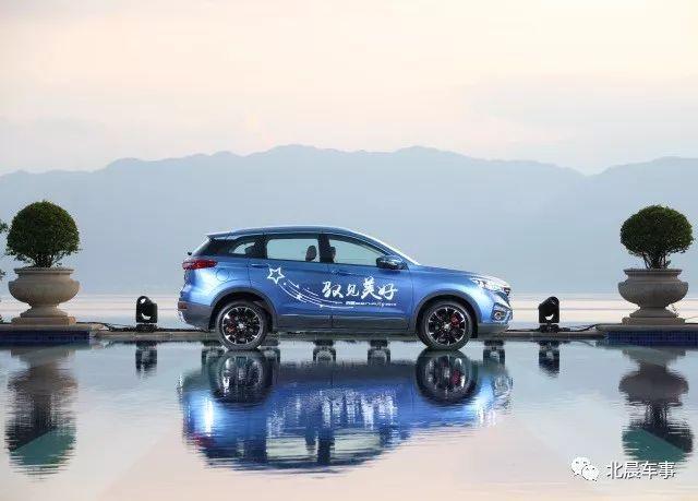 奔腾第一款A级SUV SENIA R9上市 售价为8.39万元-12.59万元