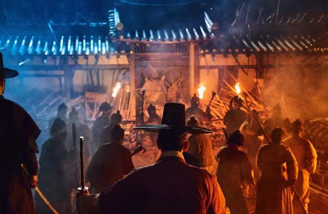 一口气刷完6集,这是开年最炸裂的韩剧