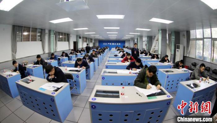 首届中国船舶检验业务技能比武大赛武汉开幕